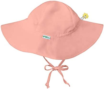 i play by green sprouts unisex baby Brim Sun Protection Hat All day UPF 50 sun protection for product image