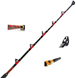Okiaya Composit Saltwater Roller Rod - Best Saltwater Fishing Rods
