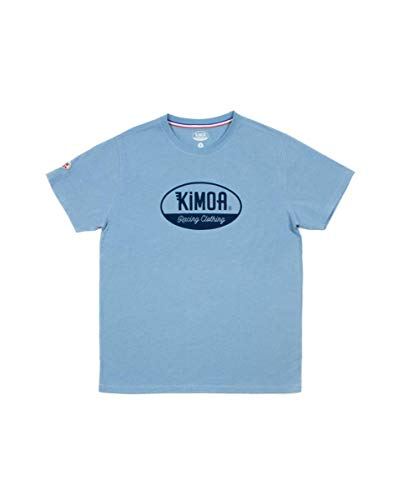 Kimoa Camiseta Club Azul, Unisex Adulto, M