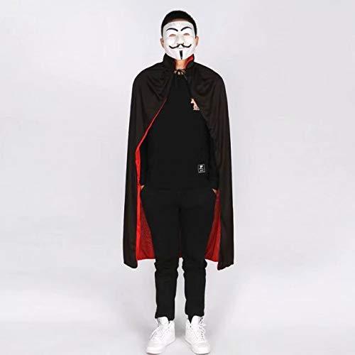 MYing Halloween-Kostüm für Erwachsene Halloween-Kostüm für Halloween Kostüm für die Hexe für Kinder Kostüme für Kinder Tod-Umhang Umhang-6