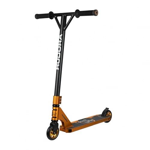 HUDORA Stunt Scooter XR-25.1 - Patinete, Color Dorado