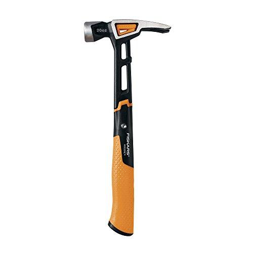 Preisvergleich Produktbild Fiskars ISOCORE 20 Oz Allgemeinen Gebrauch Hammer 34, 3 cm
