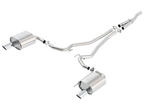 BORLA 140585 ATAK Cat-Back Exhaust System