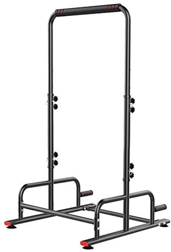 Empty Bar Pull-up, Pull up Dip Stazione Power Tower Stazione Multi-Power Station Torre Allenamento Pull Up Stazione for Home Fitness GAGEAA