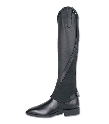 WALDHAUSEN Mini Chaps Elegance, schwarz, L, schwarz, L
