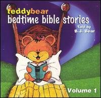 Teddy Bear Bedtime Bible Stories 1