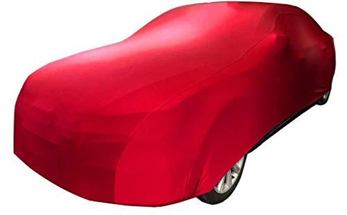 XBSXP Cubierta para automóvil Compatible con Mercedes-Benz SLK 200 K Grand Edition Cubierta para automóvil/Protección para Pintura de automóvil/Cubiertas Exteriores/Cubiertas para