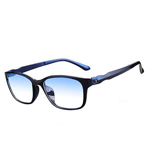 Ordenador Gafas 3 unids Lectura Gafas Hombres Anti Rayos Azules Presbicia EyeGlasses Antifatigue Eyewear con +1 +1.5 +2.0 +2.5 +3.0 +3.5 +4.0 De Lectura Gafas