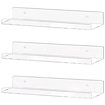Best acrylic shelf Reviews