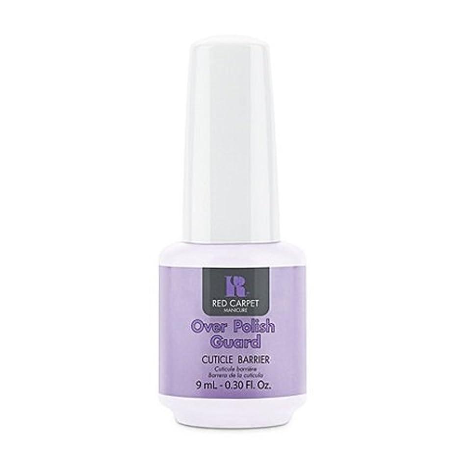 模索隠された争うRed Carpet Manicure - Nail Treatments - Over Polish Guard - 0.3oz / 9ml