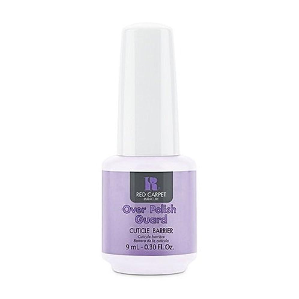 大量頑張る障害者Red Carpet Manicure - Nail Treatments - Over Polish Guard - 0.3oz / 9ml