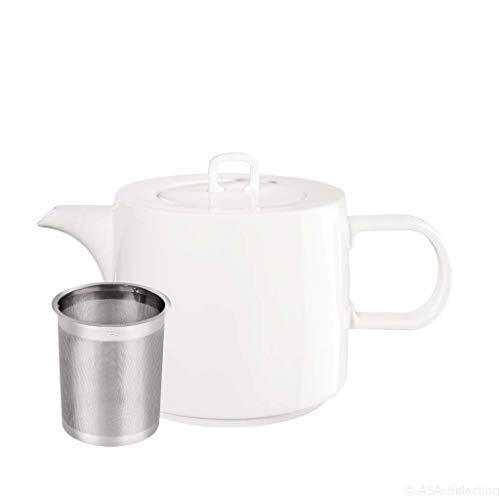ASA Muga Teekanne, Weiß, 1, 25 l