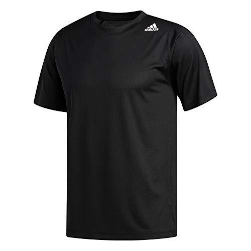 adidas Freelift T Camiseta, Hombre, Negro (Black), M