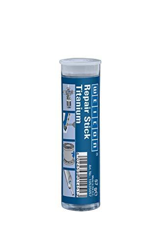 WEICON Repair Stick Titanium 57 g 2 Komponenten Epoxidharz Spezialkleber