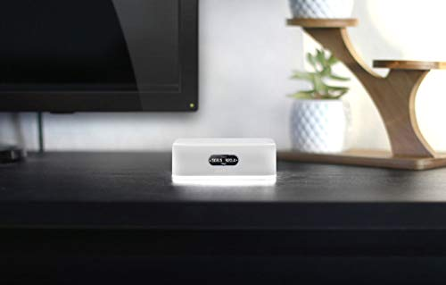 Ubiquiti AmpliFi Instant Router 2, 4 GHz/5 GHz - Dual Band, AFI-Ins-R-EU (2, 4 GHz/5 GHz - Dual Band Wi-Fi/Gigabit Ethernet (1) WAN, (1) LAN)