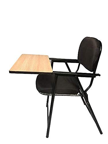 Olivia- Folding Study Chair with Cushion and Adjustable...