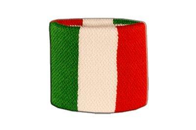Polsino spugna Italia, set da 2