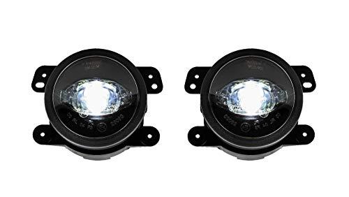 AUTOLIGHT 24 LED Nebelscheinwerfer für Wrangler JK Bj. 07-18 LSW7 mit E Zulassung