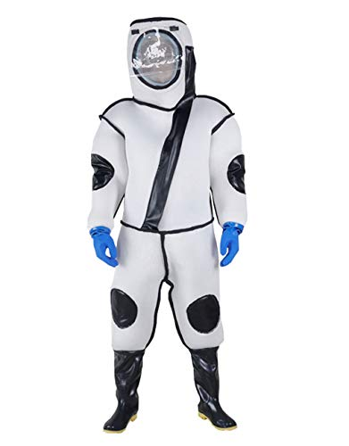 Yx-outdoor Professional Beekeeper Suit, Hornet Clothing,3D mesh wasp Suit,Thicken and Breathable,Whole Body Siamese,Protective Bee Suit,XL,10 pcs
