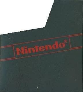 Nintendo NES Game Cartridge Dust Cover/Sleeve