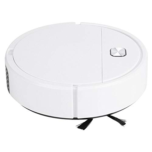 Buy Bargain Vacuum Cleaner, Household Quiet Cleaner Robot, Sweeping Robot, for Pet Hair Hardwood Flo...