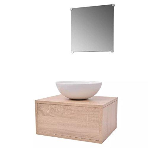 Muebles Bano Lavabo Cristal.Muebles Encimeras Bano Mejor Precio De 2019 Achando Net