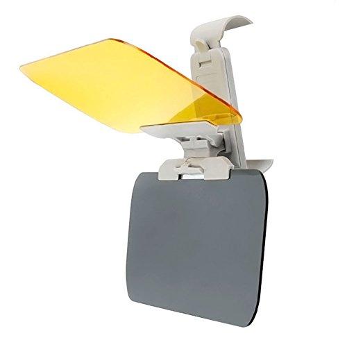 Zonnescherm, verlenging: dag nacht verblindingsbescherming, vizier voor autorijden, zonneklep, 32 x 11 x 2 cm (bescherming tegen verblinding auto voorruit)