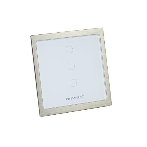 Orvibo ZigBee T20 W1z afstandsbediening wifi smart aan-/uitschakelaar 1-vak, 1 stuk