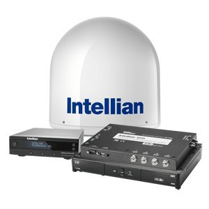 Intellian i2 System Dish Network All-in-One Package w/Multi-Satellite Interface & Dish HD Receiver - North America (B3-I2DNSB) (43928)
