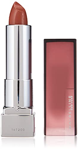 Maybelline New York Color Sensational Matte Nudes Rossetto Cremoso Matte Nude, 986 Melted Chocolate