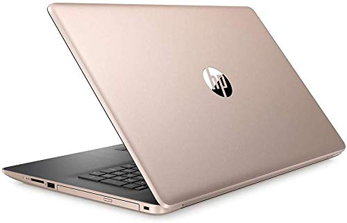 "HP 17.3"" HD+ Touchscreen Laptop   7th Gen AMD A9-9425 3.1 GHz   16GB DDR4 Memory   2TB HDD   AMD Radeon R5 Graphics   DVD-RW   Card Reader   HDMI   Bluetooth   WiFi   Windows 10 Home   Gold"