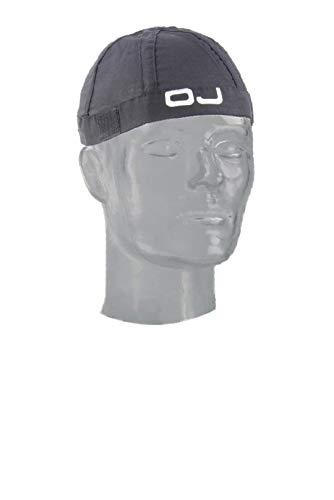 OJ Cagoule sous-casque stretch Twin Cap, Noir, Taille unique