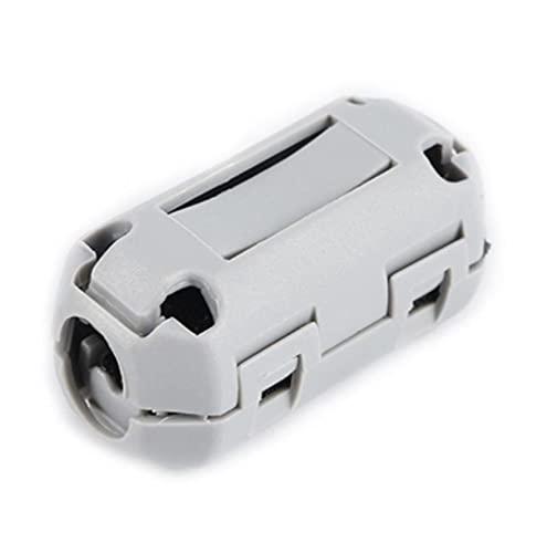 KESHIKUI New Mei 1.7 5MM / 3MM Filamentos antiestáticos Filtros de filamentos Bloques de Limpiador de Espuma de Goma Resistente a la Llama para PLA ABS PETG 3D Accesorios de Piezas de la Impresora