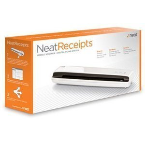 Affordable NeatReceipts Mobile Scanner & Travel Case