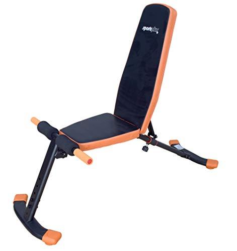 SportPlus - SP-SUB-019 - Banc d'entranement / Appareil de Musculation et Fitness la Maison - Parfait pour tous les Groupes...