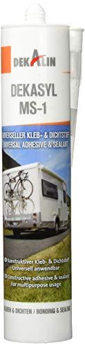 Dekalin 101 08917 - MS-1 DEKasyl MS-1 Kartusche, weiß, 290ml