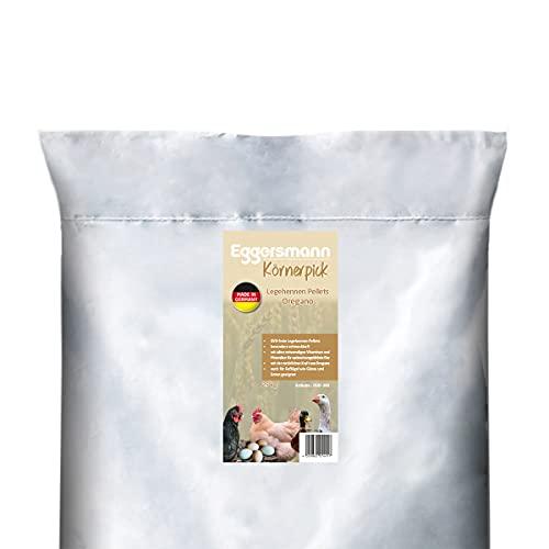 Eggersmann Körnerpick - Legehennen Pellets Oregano 25 kg