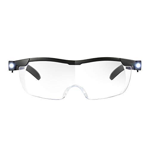 gafas lupa led de la marca Dlamer