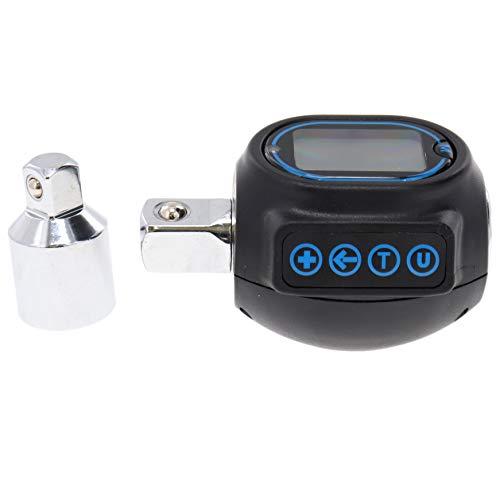 SBV Digital Drehmoment Adapter, Antrieb 9,5 und 6,4 mm (3/8'' und 1/4''), 5-203 Nm