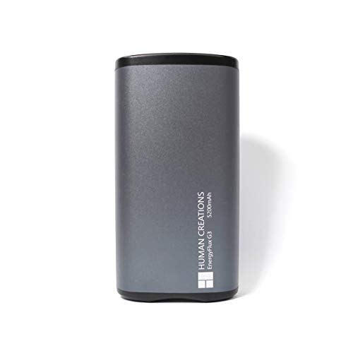 Human Creations EnergyFlux G3 Rechargeable Hand Warmer - Electric Hand Warmer with Powerbank -...