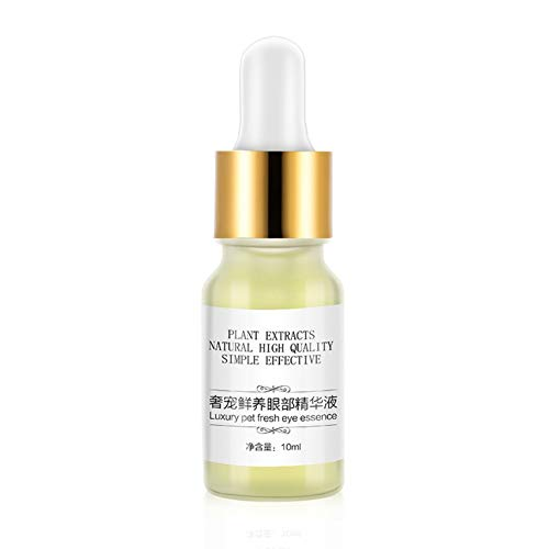 ARTIFUN Eye Serum Hydrating Smooth Fine Lines Remove Dark Circles Eye Anti-Aging Eye Essence 10ml
