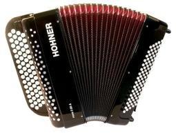 Hohner Acordeon - Botones NOVA II 80