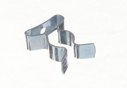 200 X matériels de rangement printemps Terry Clips 3/8 pouces de 10 mm de la BZP