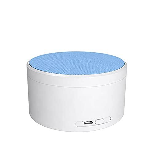 BMDHA Altavoz Bluetooth Potente,Tela PortáTil, Altavoces Altavoz De Subgraves Altavoces Bluetooth InaláMbrica Bluetooth Altavoz De Subgraves Escritorio Radiio FM Sencillez