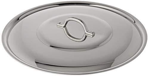Pentole Agnelli FAMA2936 Coperchio in Alluminio, 36 cm, Argento