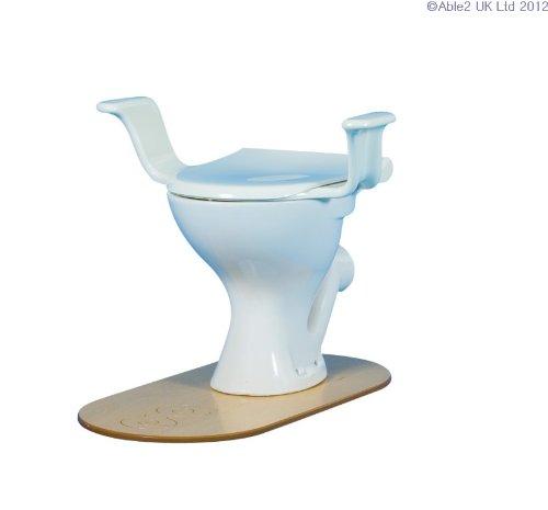 Able2Nobi (Film) Sitzfläche de Toilette mit Sitzverkleinerung WC -