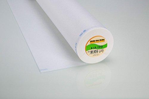 Vlieseline S13 weiß, pro Meter