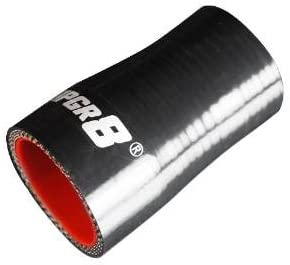 1.5 38MM , Red Upgr8 Universal 4-Ply High Performance Straight Coupler Silicone Hose 76mm Length