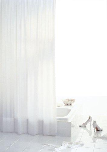 Classic Duschvorhang weiss 240 x 180 cm