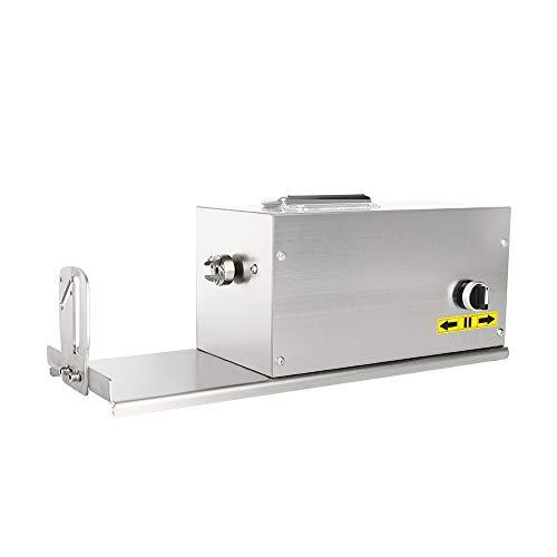 ITOP Cortador eléctrico en espiral para patatas, con contador de pantalla LCD,...